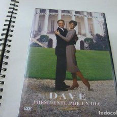 Cinema: DAVE PRESIDENTE POR UN DIA -DVD -KEVIN KLINE- SIGOURNEY WEAVER- N 2. Lote 273103418