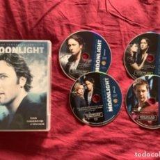Cine: SERIE 1 TEMPORADA MOONLIGHT DVD. Lote 273479248