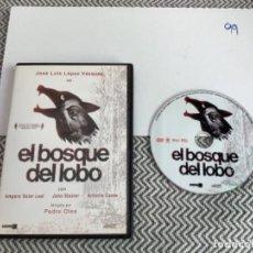 Cine: EL BOQUE DEL LOBO. DVD DESCATALOGADO. Lote 273649383