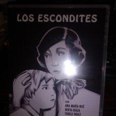 Cine: LOS ESCONDITES. RAREZA DEL CINE ESPAÑOL. GASTOS INCLUIDOS.. Lote 273771433
