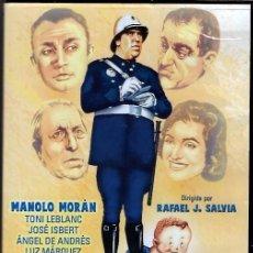 Cine: MANOLO GUARDIA URBANO DVD: UNA TIERNA Y HUMORÍSTICA HISTORIA A CARGO DEL GRAN ACTOR MANOLO MORÁN. Lote 274189953