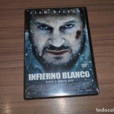 Cine: INFIERNO BLANCO DVD LIAM NEESON NUEVA PRECINTADA. Lote 295643243