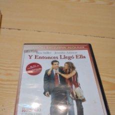 Cinema: G-83 DVD CINE Y ENTONCES LLEGO ELLA. Lote 275163403