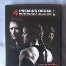 Cine: ENVIO INCLUIDO // DVD MILLION DOLLAR BABY. Lote 275901968