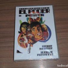 Cine: EL PODER DVD GEORGE HAMILTON SUZANNE PLESHETTE NUEVA PRECINTADA. Lote 295626213