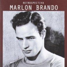 Cine: RETROSPECTIVA MARLON BRANDO (INCLUYE 3 PELÍCULAS). Lote 276406293