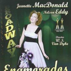 Cine: ENAMORADOS (SWEETHEARTS) (1938) DESCATALOGADA. Lote 276555078
