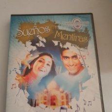 Cine: SUEÑOS Y MENTIRAS DVD ESTADO NUEVO MAS ARTICULOS. Lote 276612958