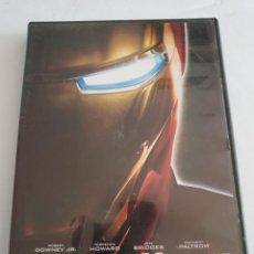 Cine: IRON MAN DVD ESTADO MUY BUENO MAS ARTICULOS. Lote 276613473