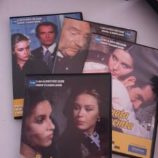 Cine: FORTUNATA Y JACINTA TEMPORADA 1 FALTA LA PELICULA 3 DVD ESTADO MUY BUENO MAS ARTICULOS. Lote 276616998