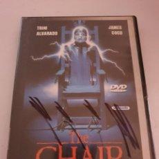 Cine: THE CHAIR DVD ESTADO MUY BUENO MAS ARTICULOS. Lote 276673458