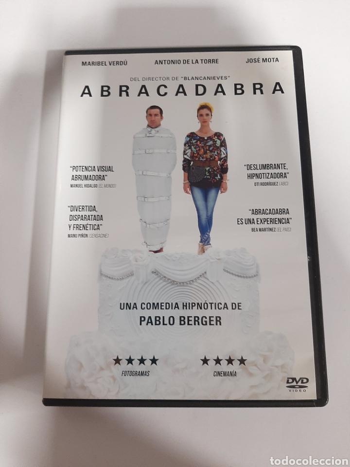D1858 ABRACADABRA - DVD COMO NUEVO (Cine - Películas - DVD)