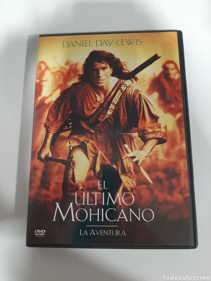 D1859 EL ÚLTIMO MOHICANO - DVD COMO NUEVO (Cine - Películas - DVD)