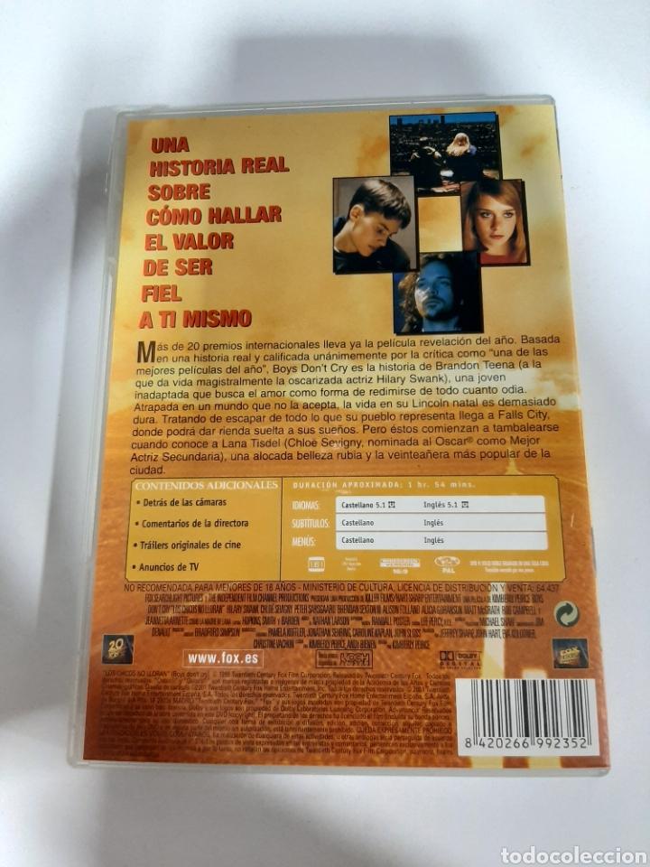 Cine: D1862 Boys dont cry - DVD COMO NUEVO - Foto 2 - 276801168