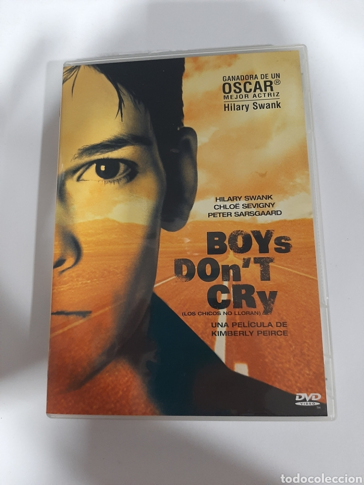D1862 BOYS DON'T CRY - DVD COMO NUEVO (Cine - Películas - DVD)