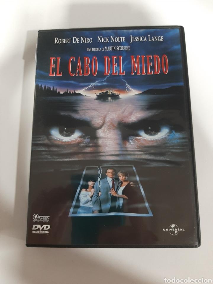 D1863 EL CABO DEL MIEDO - DVD COMO NUEVO (Cine - Películas - DVD)