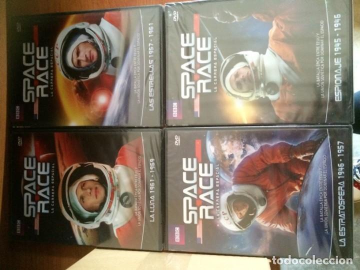 SPACE RACE (Cine - Películas - DVD)