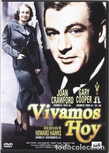 VIVAMOS HOY (1933) (Cine - Películas - DVD)