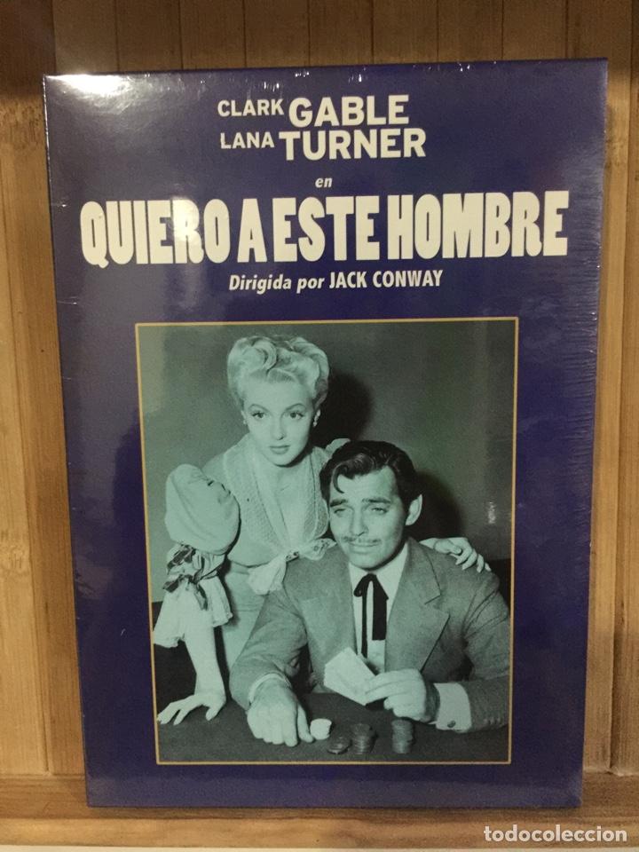 QUIERO A ESTE HOMBRE DVD - PRECINTADO - (Cine - Películas - DVD)