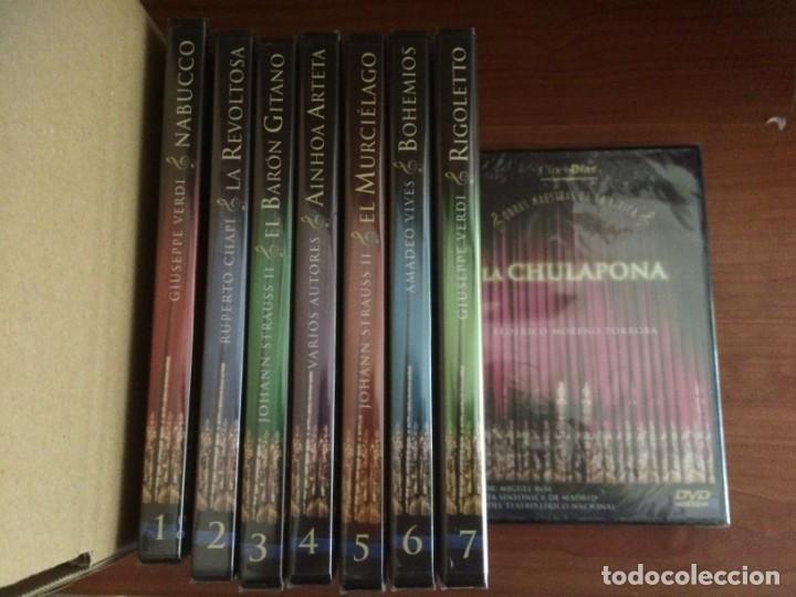 OBRAS MAESTRAS DE LA LÍRICA (Cine - Películas - DVD)