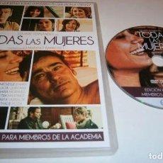Cinéma: TODAS LAS MUJERES (2013). Lote 277063478