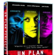 Cinéma: UN PLAN PERFECTO (1999). Lote 277066588