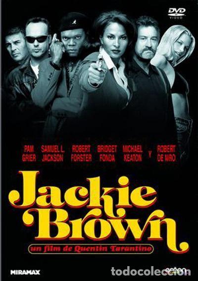 JACKIE BROWN - UN FILM DE QUENTIN TARANTINO (Cine - Películas - DVD)