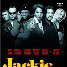Cine: JACKIE BROWN - UN FILM DE QUENTIN TARANTINO. Lote 277132438