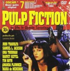 Cine: PULP FICTION UN FILM DE QUENTIN TARANTINO BRUCE WILLIS JOHN TRAVOLTA UMA THURMAN. Lote 277139528