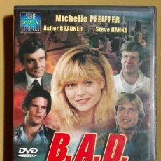 Cine: B.A.D CATS - MICHELLE PFEIFFER ASHER BRAUNER STEVE HANKS DVD. Lote 277141758