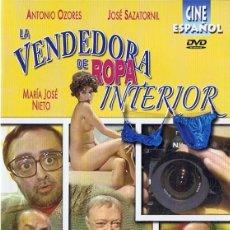 Cine: LA VENDEDORA DE ROPA INTERIOR ANTONIO OZORES. Lote 277143723