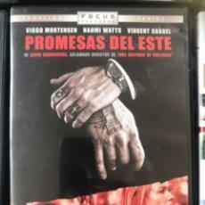 Cine: PROMESAS DEL ESTE. Lote 277144913