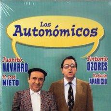 Cine: LOS AUTONÓMICOS ANTONIO OZORES (PRECINTADO). Lote 277147168