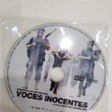 Cine: PELICULA EN DVD. SOLO DISCO.VOCES INOCENTES. LEONOR VARELA. CARLOS PADILLA. OFELIA MEDINA. Lote 277258038