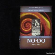 Cine: LA ESPAÑA DEL NO-DO 1939 - 1977 - EN 15 DVD'S MAS DE 32 HORAS DE IMAGENES - DVD COMO NUEVOS. Lote 277258958