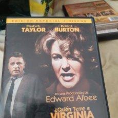 Cine: DVD VIRGINIA. Lote 277261248