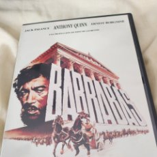 Cine: DVD BARRABÁS. Lote 277261318