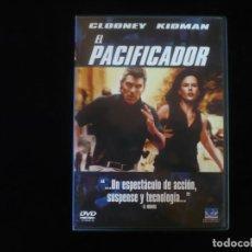 Cine: EL PACIFICADOR - GEORGE CLOONEY Y NICOLE KIDMAN - DVD COMO NUEVO. Lote 277278728