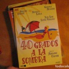 Cine: 40 GRADOS A LA SOMBRA - ANTONIO OZORES - ALFREDO LANDA - JOSE L. LOPEZ VAZQUEZ. Lote 277294488