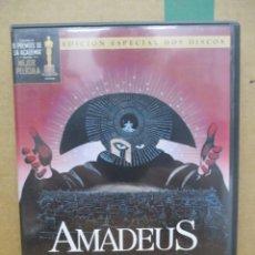 Cine: AMADEUS EL MONTAJE DEL DIRECTOR - MILOS FORMAN - EDICION ESPECIAL 2 DISCOS - DVD. Lote 277575823