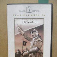 Cine: CROMWELL - RICHARD HARRIS - ALEC GUINNESS - DVD. Lote 277577178