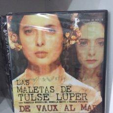 Cine: LAS MALETAS DE TULSE LUPER DVD - PRECINTADO -. Lote 277659318
