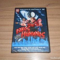 Cine: LOBOS HUMANOS DVD NUEVA PRECINTADA. Lote 277714503