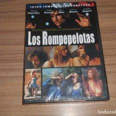Cine: LOS ROMPEPELOTAS DVD GERARD DEPARDIEU JEANNE MOREAU ISABELLE HUPPERT NUEVA PRECINTADA. Lote 277717578