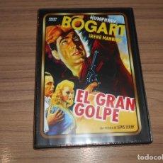 Cine: EL GRAN GOLPE DVD HUMPHREY BOGART NUEVA PRECINTADA. Lote 277720493