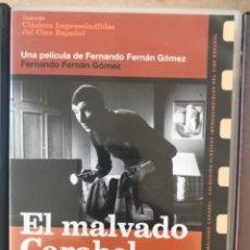 Cine: EL MALVADO CARABEL. Lote 277731163
