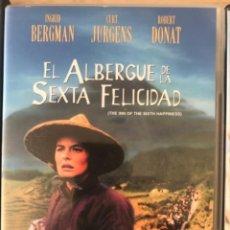 Cine: EL ALBERGUE DE LA SEXTA FELICIDAD. Lote 277735223