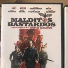 Cine: MALDITOS BASTARDOS. Lote 277735473