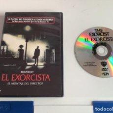 Cine: EL EXORCISTA. . DVD. Lote 277736283