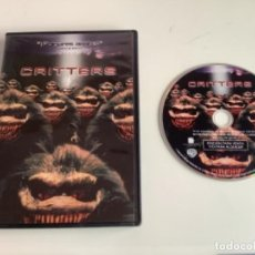 Cine: CRITTERS. DVD. Lote 277736328